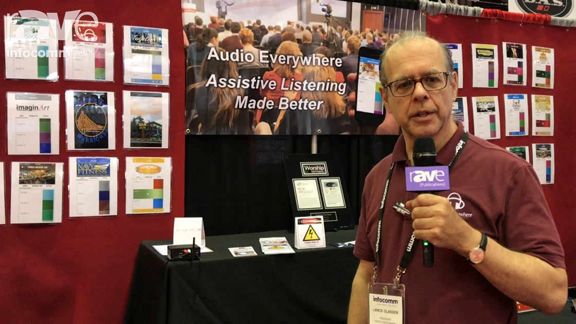 InfoComm 2017: Audio Everywhere Shows Two-Input Audio Extractor