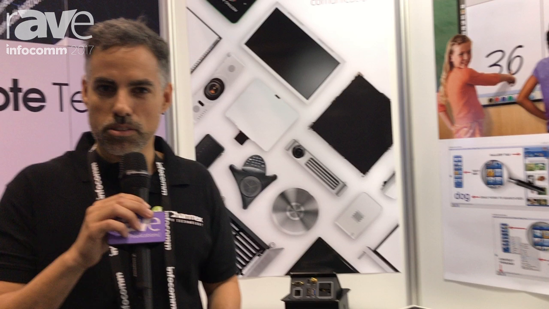 InfoComm 2017: Charmex Showcases Signal and Connection Devices