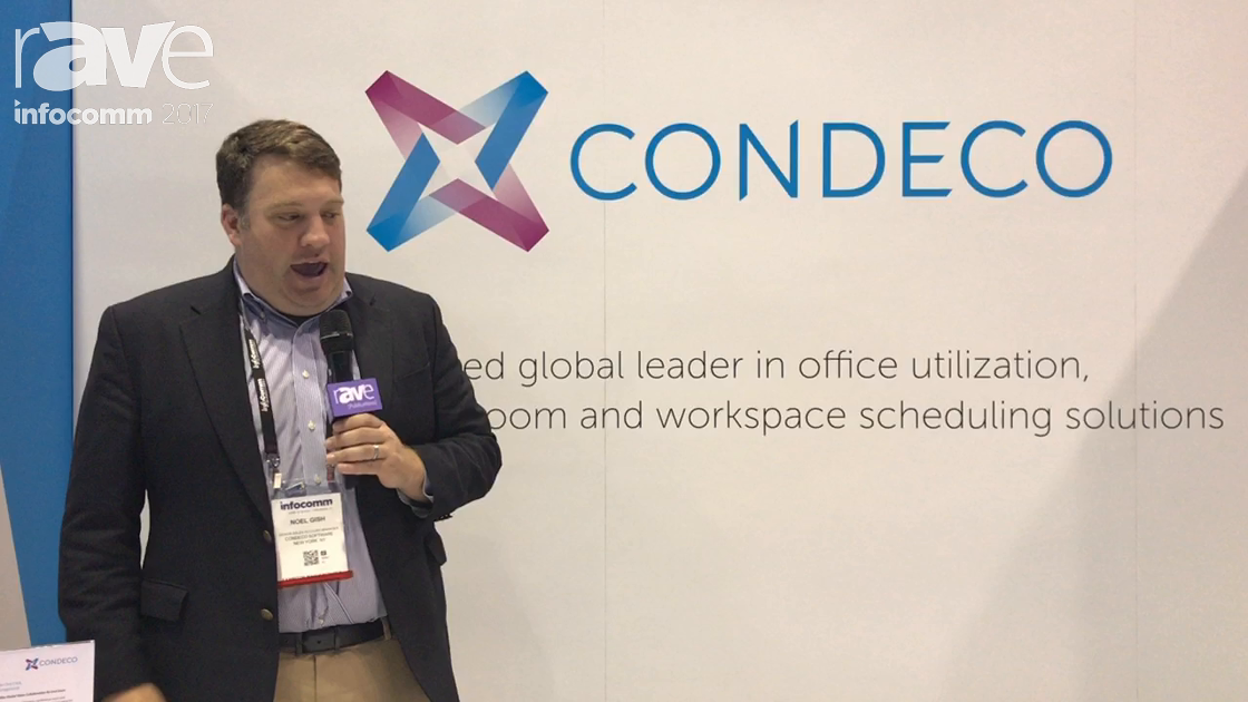 InfoComm 2017: Condeco Reveals Desk Booking Application V2.0