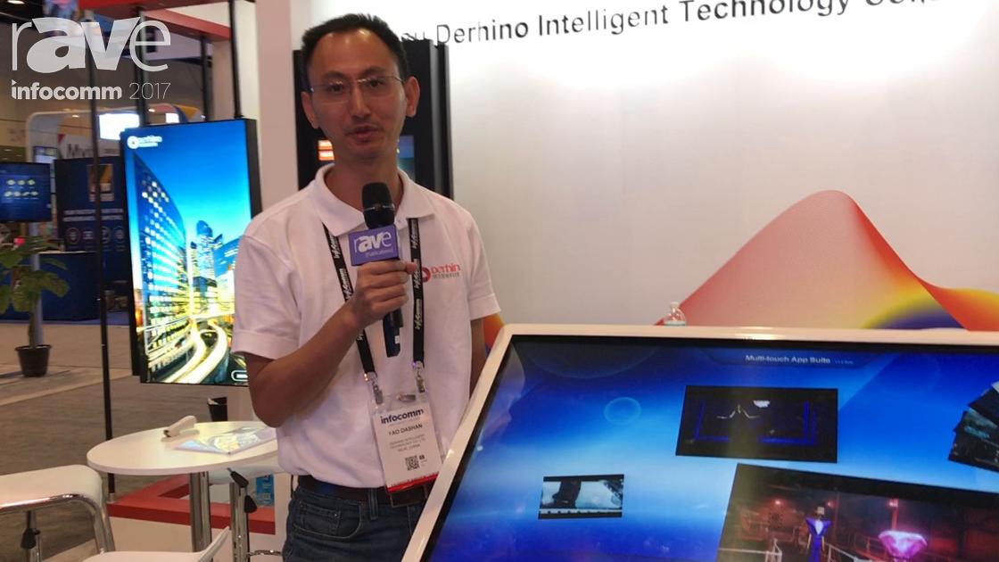 InfoComm 2017: Derhino Adds Digital Signage