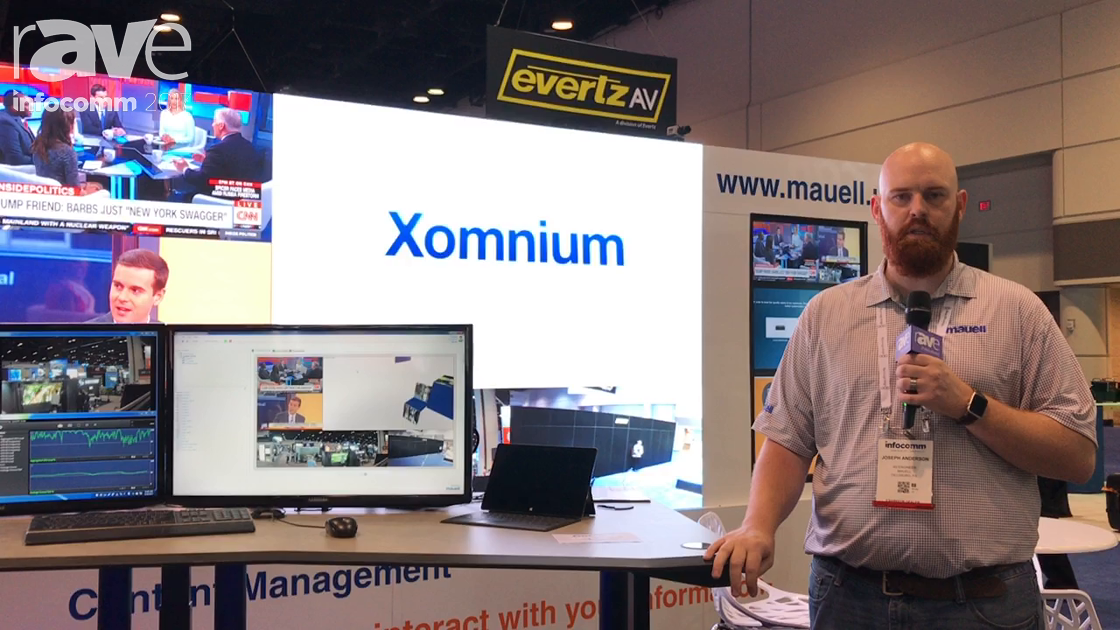 InfoComm 2017: Mauell Reveals Xomnium Video Wall Solution