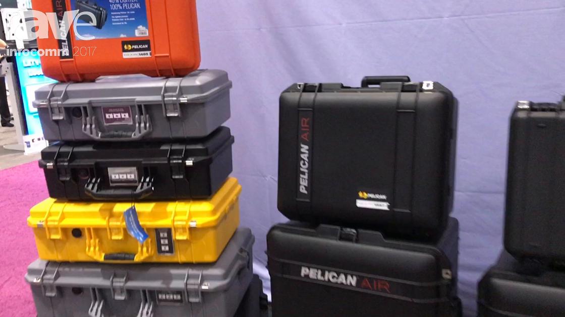 InfoComm 2017: Pelican Unveils Pelican Air Case