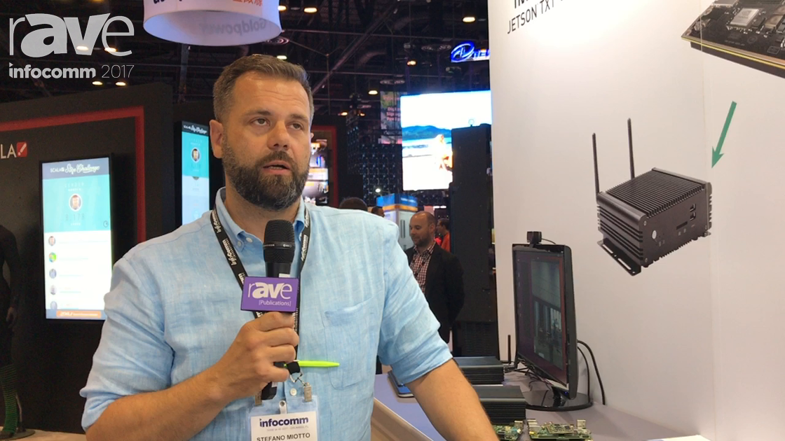 InfoComm 2017: PCP Solutions Shoes Compute Card