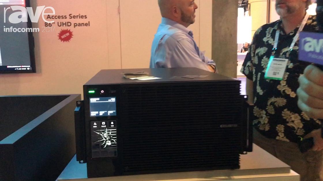 InfoComm 2017: Christie Introduces Its Spyder X80 Processor
