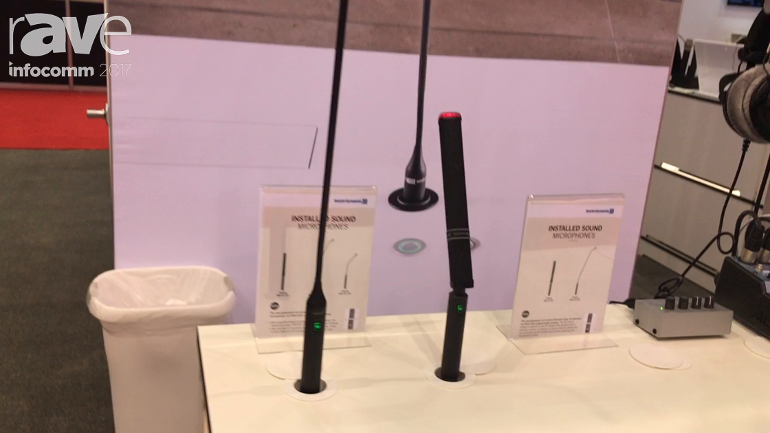 InfoComm 2017: beyerdynamic Showcases Its Wireless Microphone Line