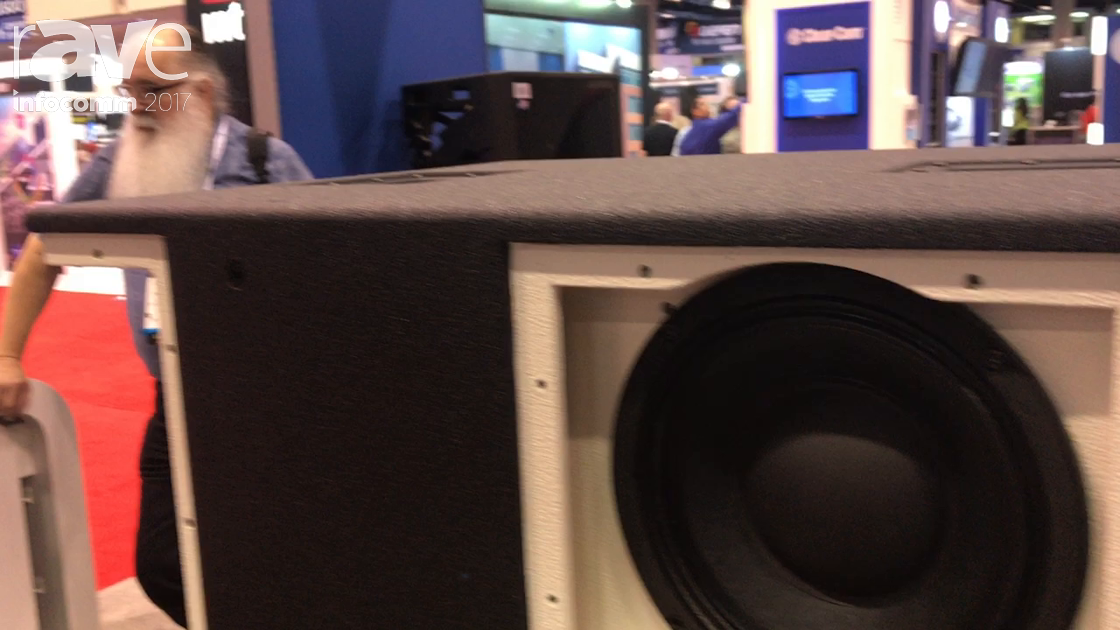 InfoComm 2017: Danley Sound Labs Shows Its J6 Speaker