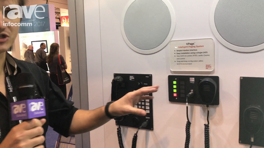 InfoComm 2017: Alcorn McBride Introduces Its VPage Intelligent Paging System