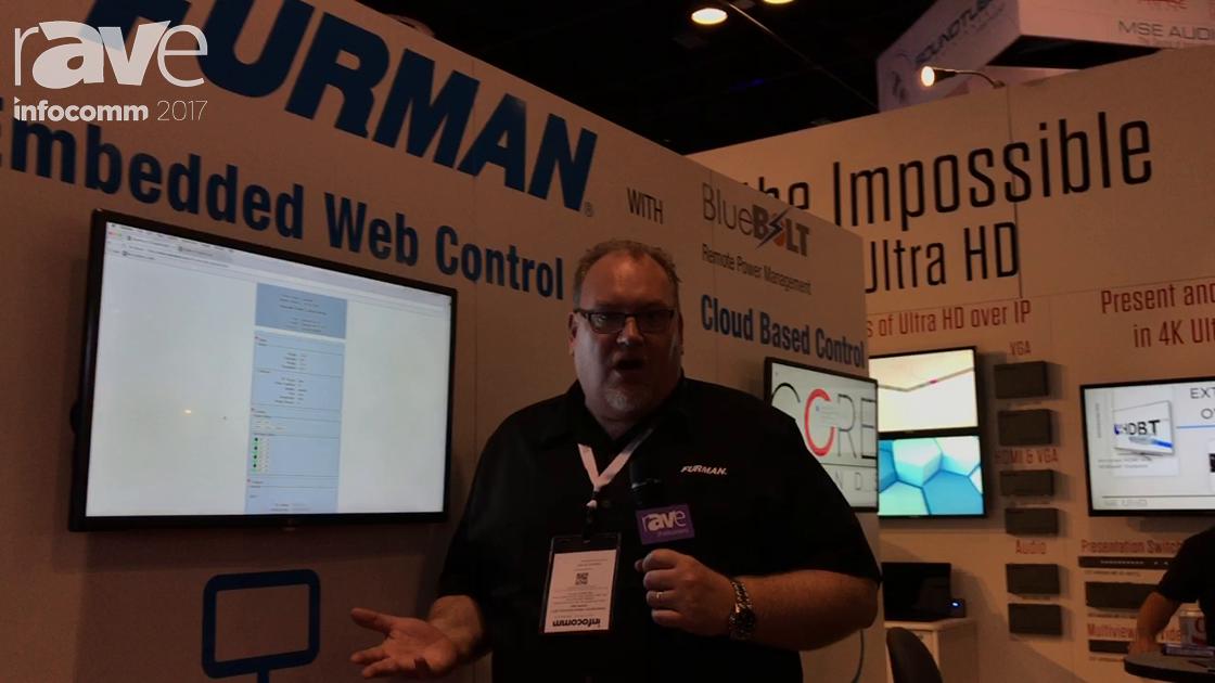 InfoComm 2017: Furman of CORE Brands Introduces Bluebolt Technology for LAN