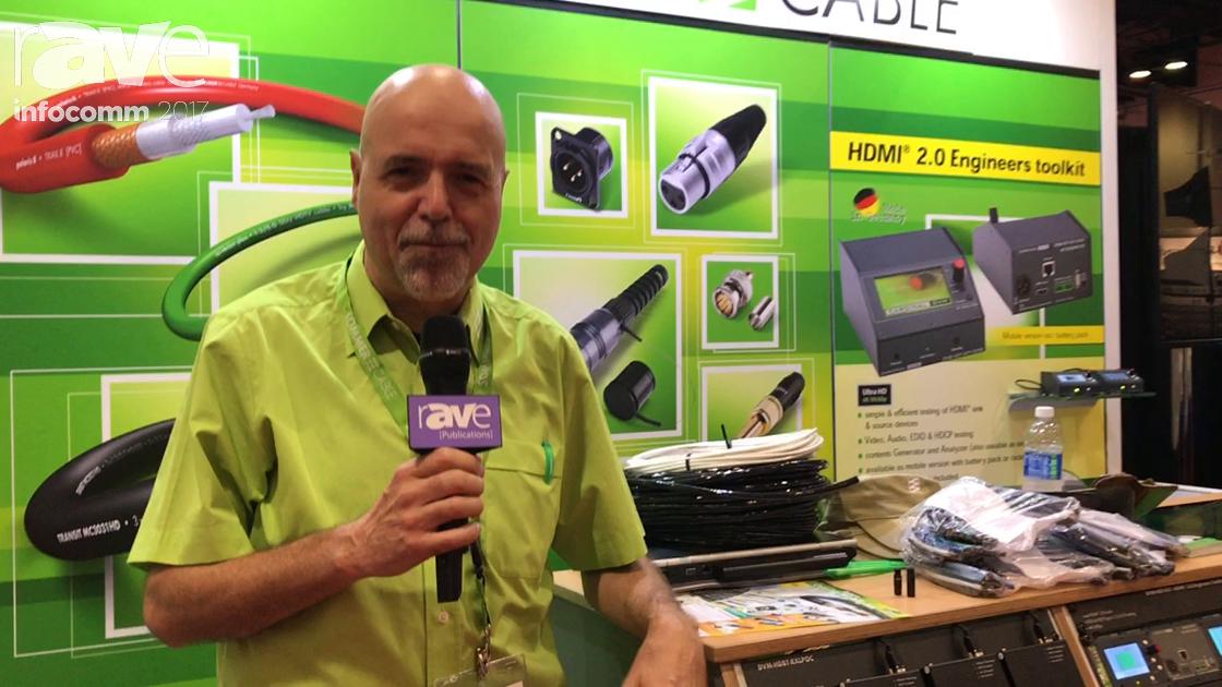 InfoComm 2017: Sommer Cable Introduces SC-AQUA MARINEX Underwater Cables