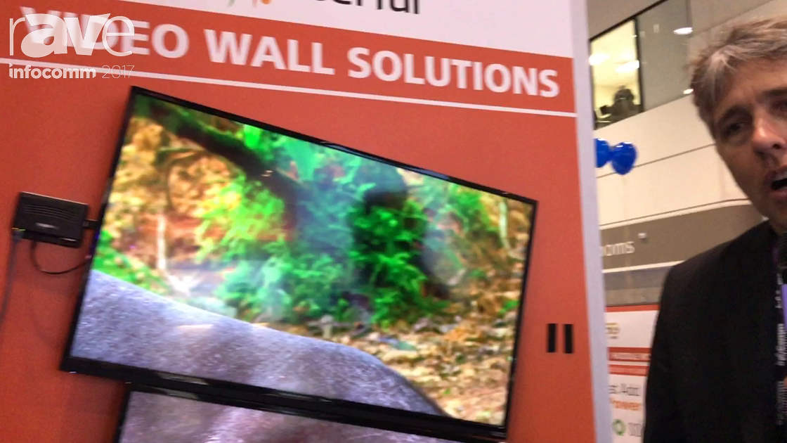 InfoComm 2017: BTX Presents the Userful Video Wall SolutionMOV