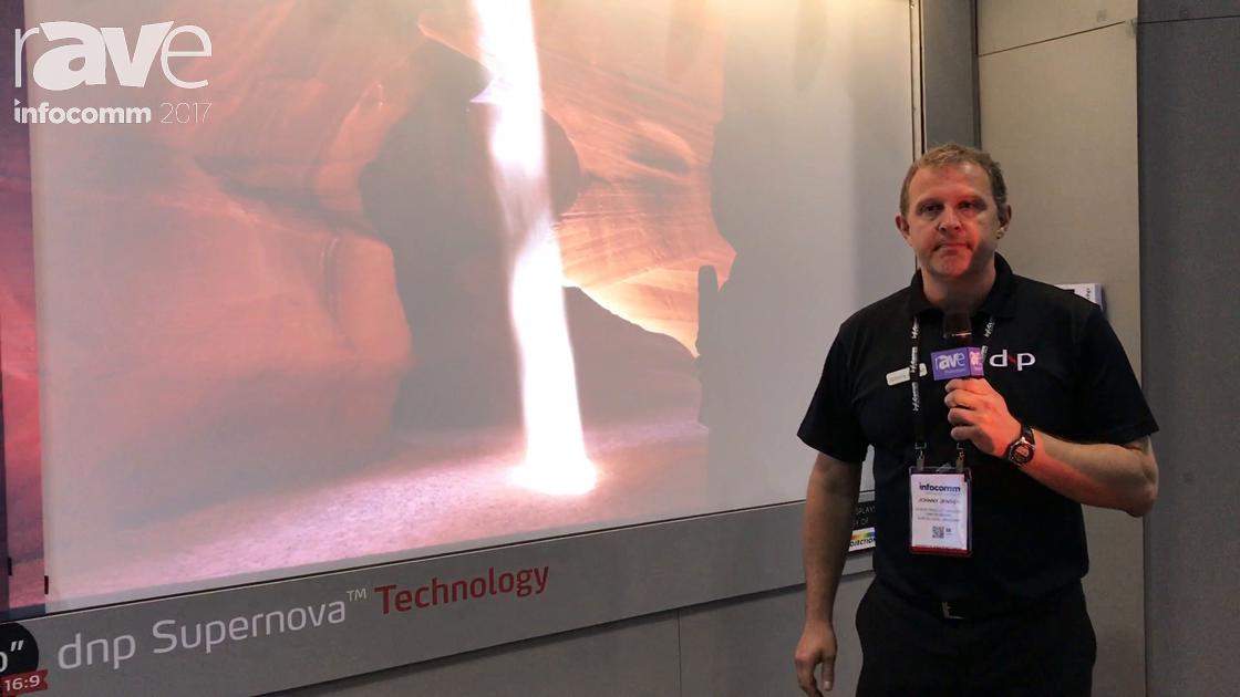 InfoComm 2017: dnp Exhibits Supernova Projector Filter Technology