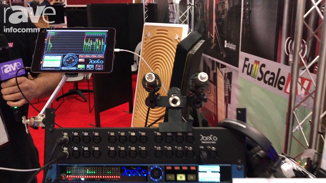 InfoComm 2017: Full Scale AV Shows Off JooCo Multi-track Recording & Playback