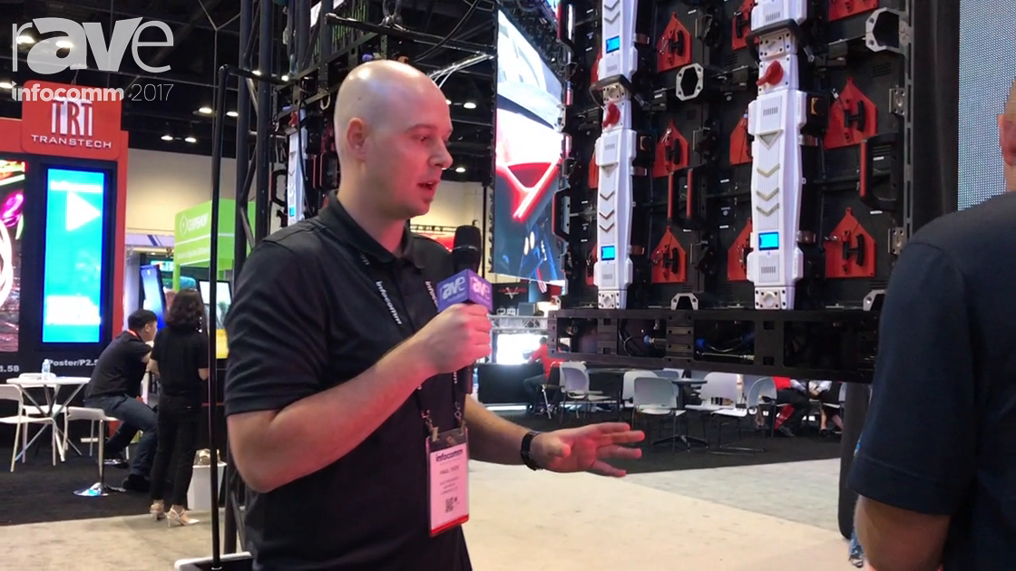 InfoComm 2017: Rocketsign Shows Off New LED Display