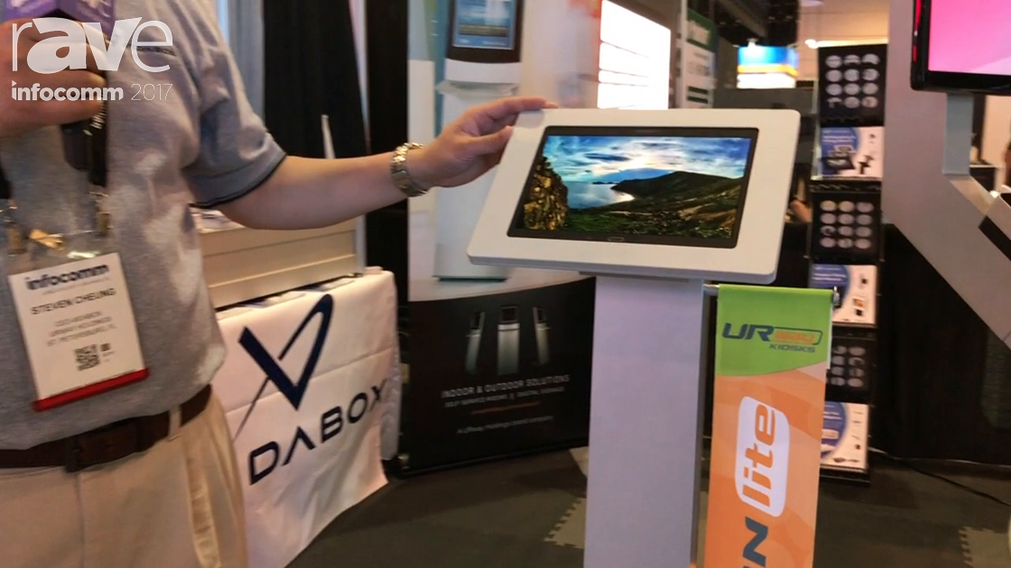 InfoComm 2017: Vidabox Talks About Sojourn Lite Stand