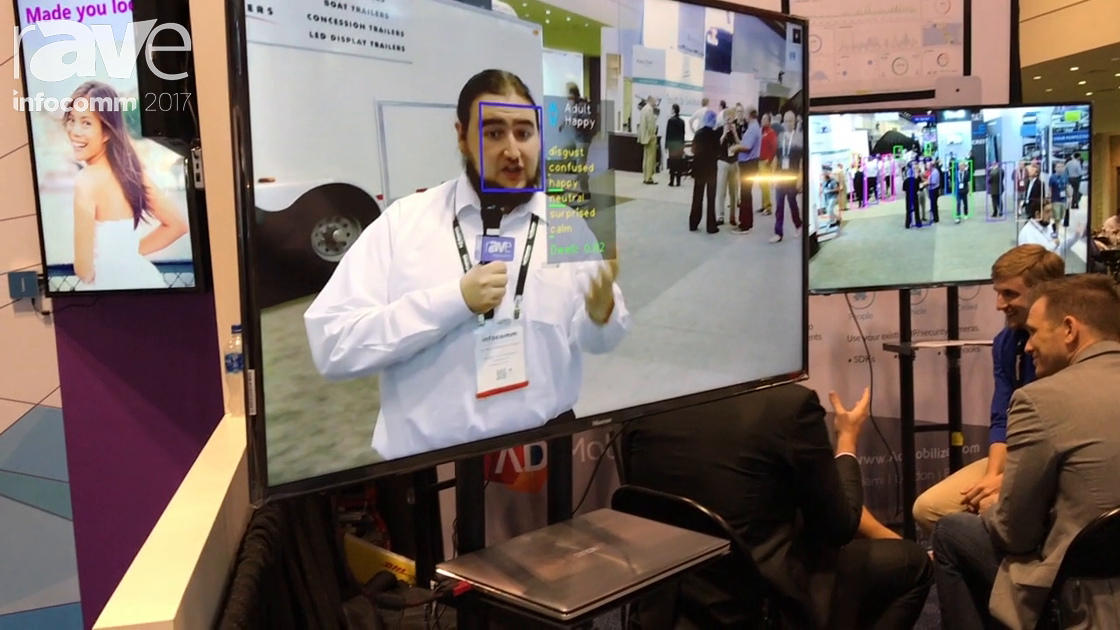 InfoComm 2017: AD Mobilize Shows Face Detector Software