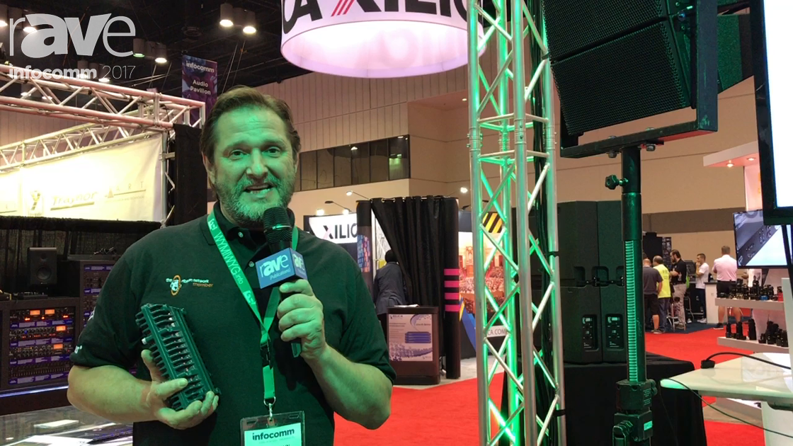InfoComm 2017: Alcons Audio Presents LR7