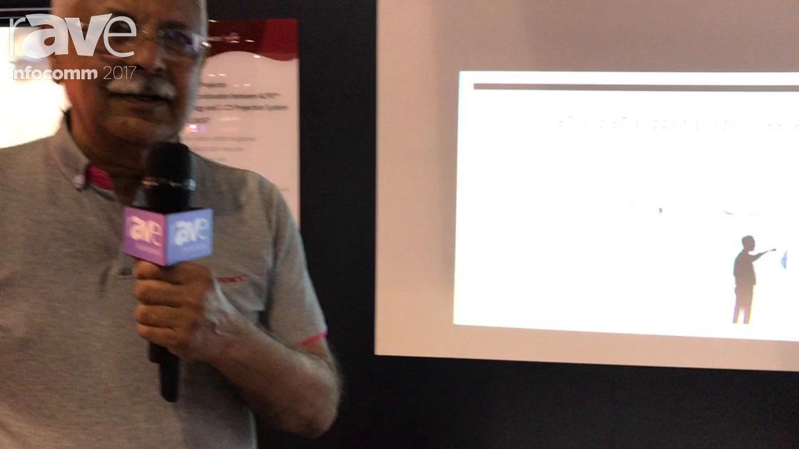 InfoComm 2017: Appotronics Showcases 900 Lumens Pico Projector