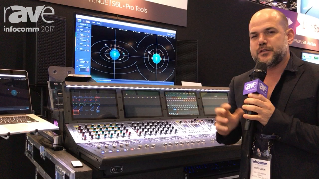 InfoComm 2017: Avid Presents Collaboration with Flux Sound