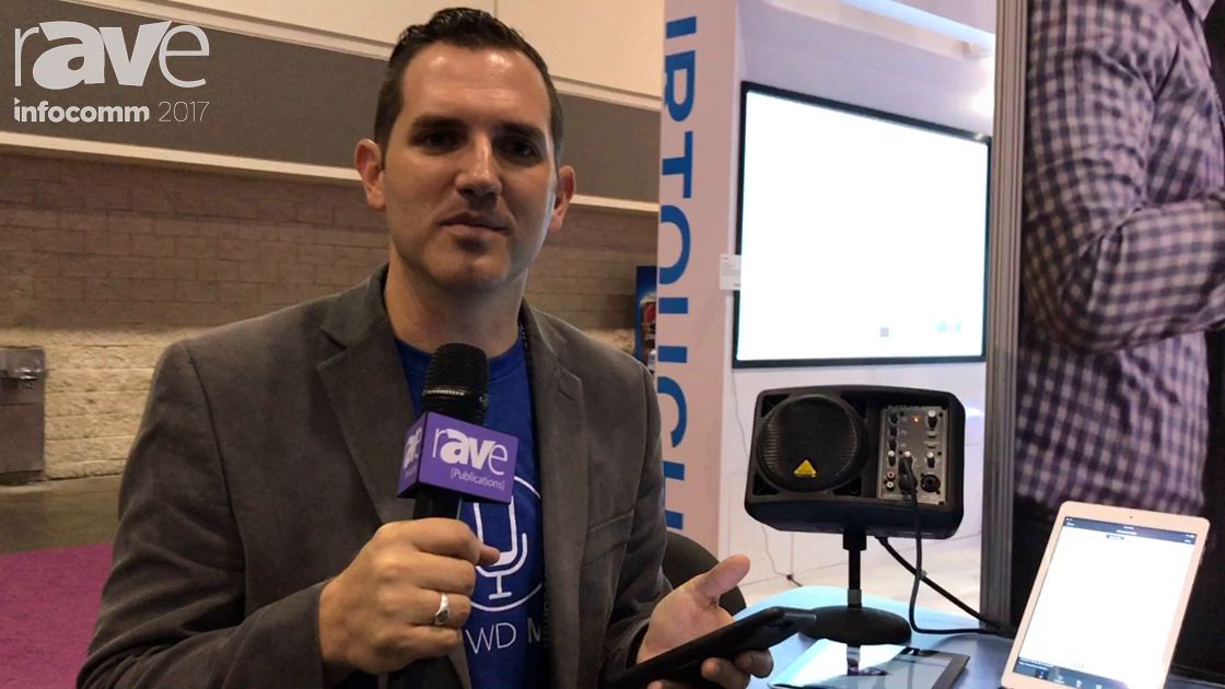 InfoComm 2017: Crowd Mics Features Its Wireless Microphone Solution