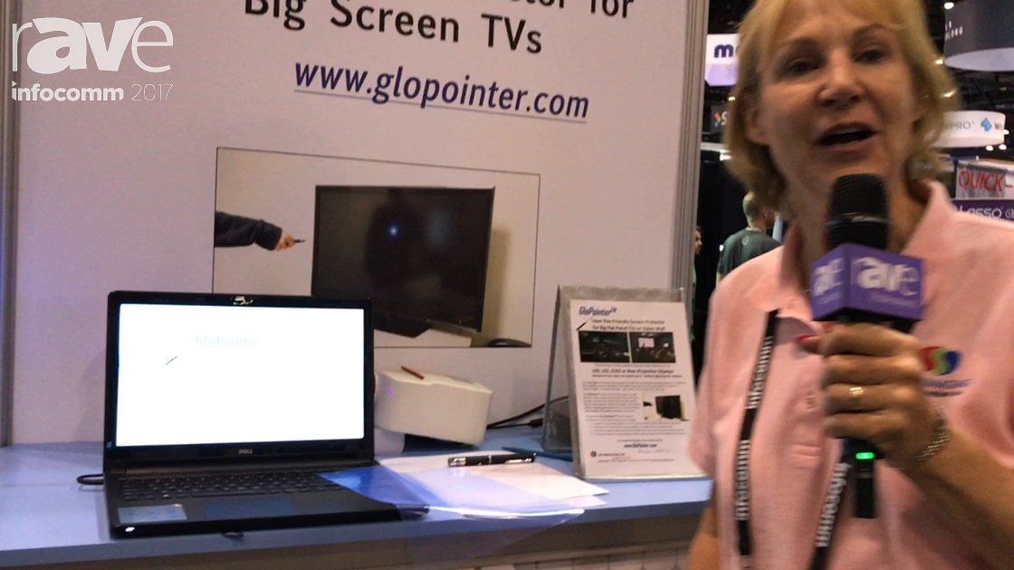 InfoComm 2017: SuperImaging Demos GloPointer