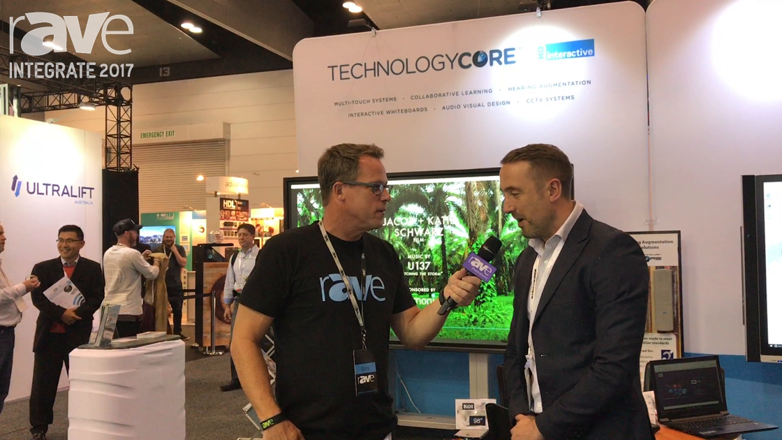 Integrate 2017: Gary Kayye Chats With Andy Penman of Technology Core