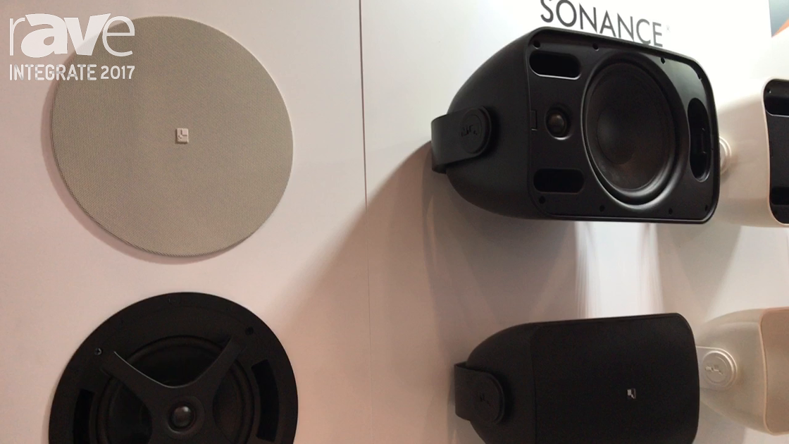 Integrate 2017: Sonance Shows Full Range of Loudspeakers Now Shipping in Australia
