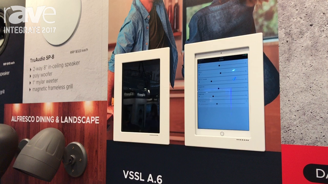 Integrate 2017: VSSL Shows Six-Zone, Six-Source Streaming Amplifier on the Advance Audio Stand