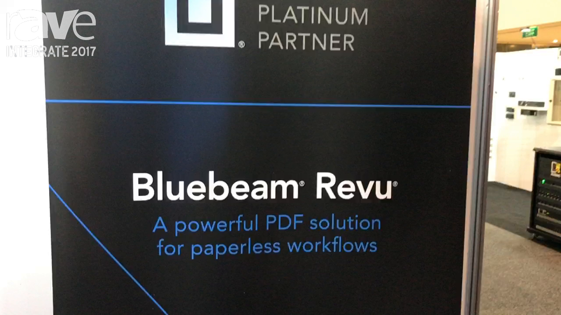 Integrate 2017: Bluebeam Revu Shows PDF Markup Software on the MindSystems Stand