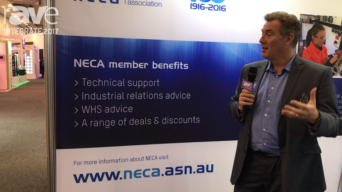 Integrate 2017: NECA, the National Electrical and Communications Association, Offers Membership