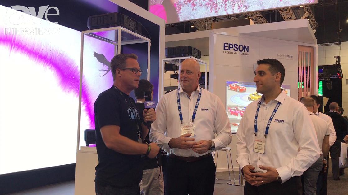 Integrate 2017: Gary Kayye Interviews David Simpson and Paul Haddad of Epson