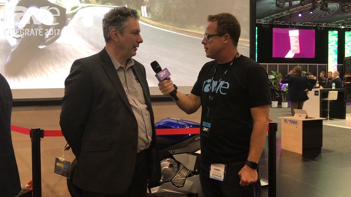 Integrate 2017: Gary Kayye Interviews Michael Bosworth of Christie Digital