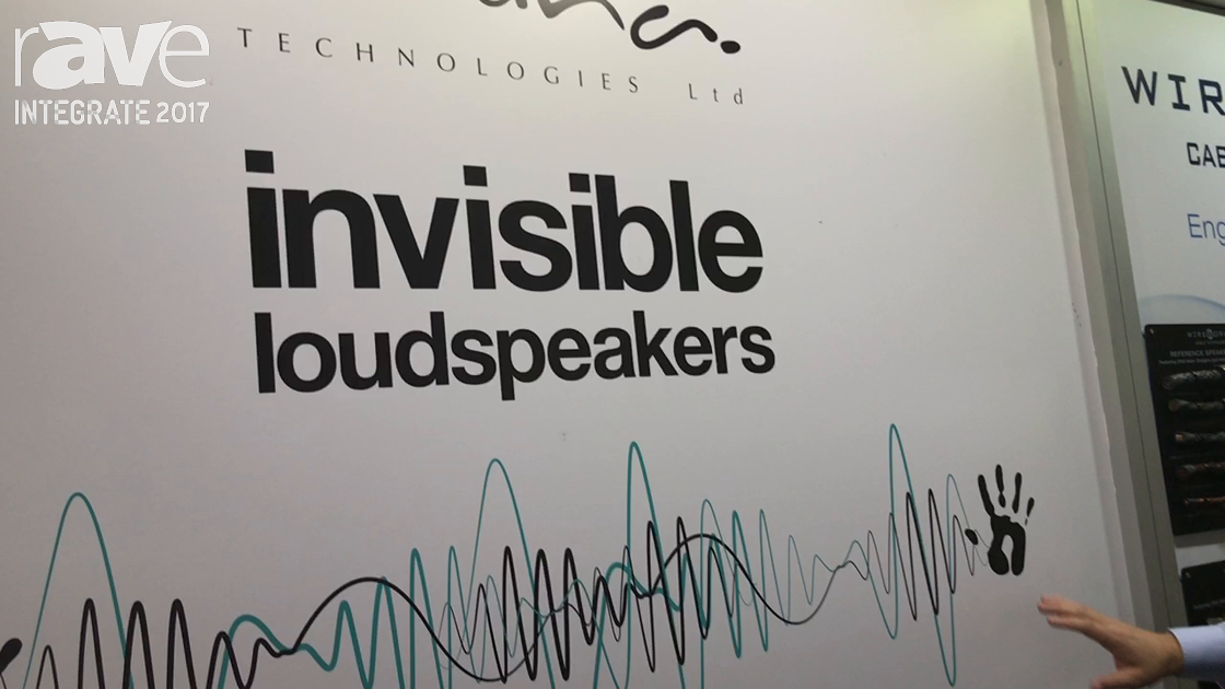 Integrate 2017: Amina Technologies Presents Invisible Loudspeakers at the Canohm Australia Booth