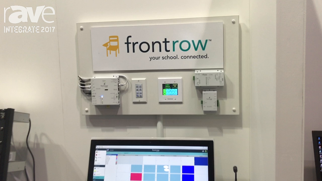Integrate 2017: FrontRow Calypso Demos Conductor Sitewide Commu System at Audio Brands Australia