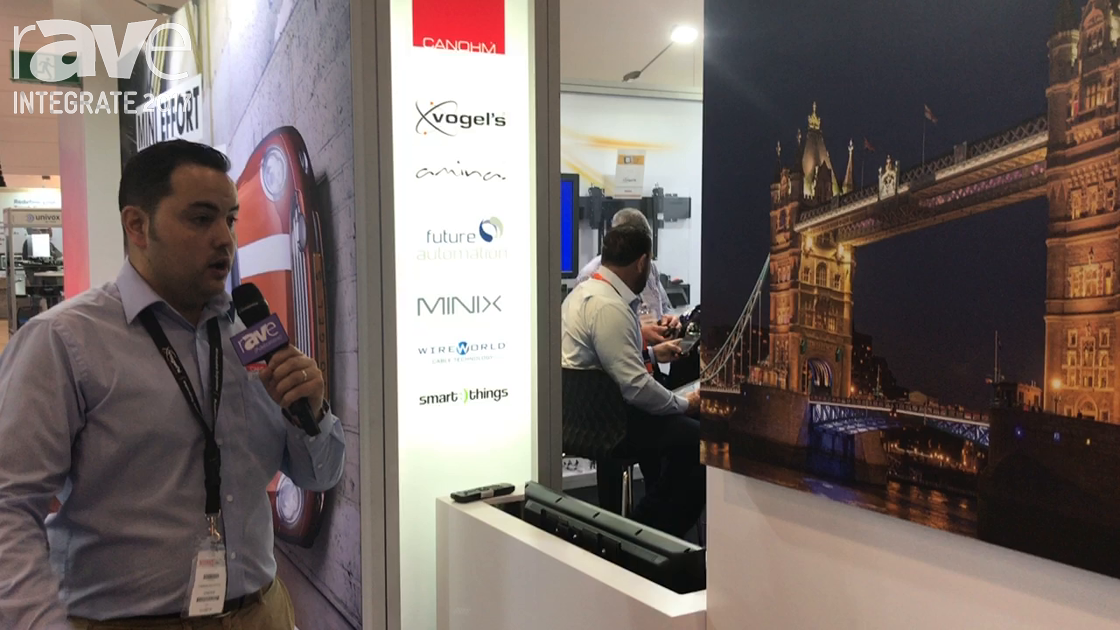 Integrate 2017: Future Automation Displays Automated Lift Mechanisms at the Canohm Australia Booth