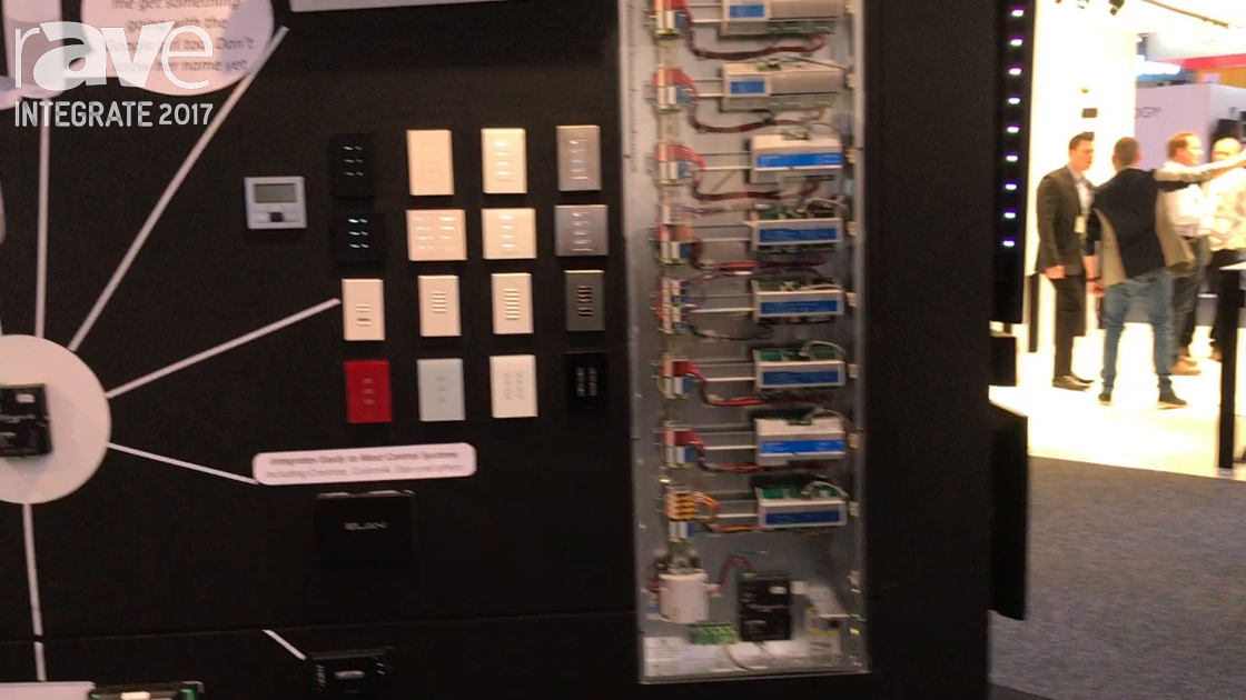 Integrate 2017: Lutron Displays Integration Solutions for Smart Devices at Convergent Design