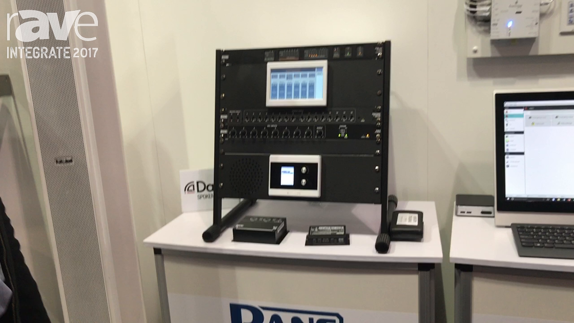 Integrate 2017: Rane Corporation Displays Digital Processing Products for Multi Zone Applications
