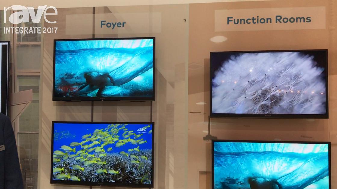 Integrate 2017: Crestron Demos Its NVX Wall, Shows Evolution in the DigitalMedia Series