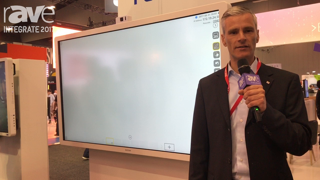 Integrate 2017: Ricoh Demos Its IBM Watson Intelligent Workplace