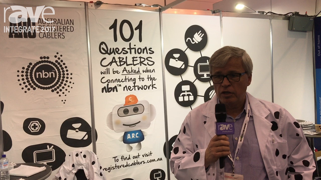 Integrate 2017: Australian Registered Cablers Represents Cablers in Australia to Consumers