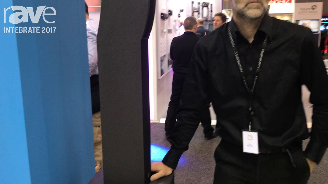 Integrate 2017: L-Acoustics Unveils SYVA Line Source System on the Hills Stand