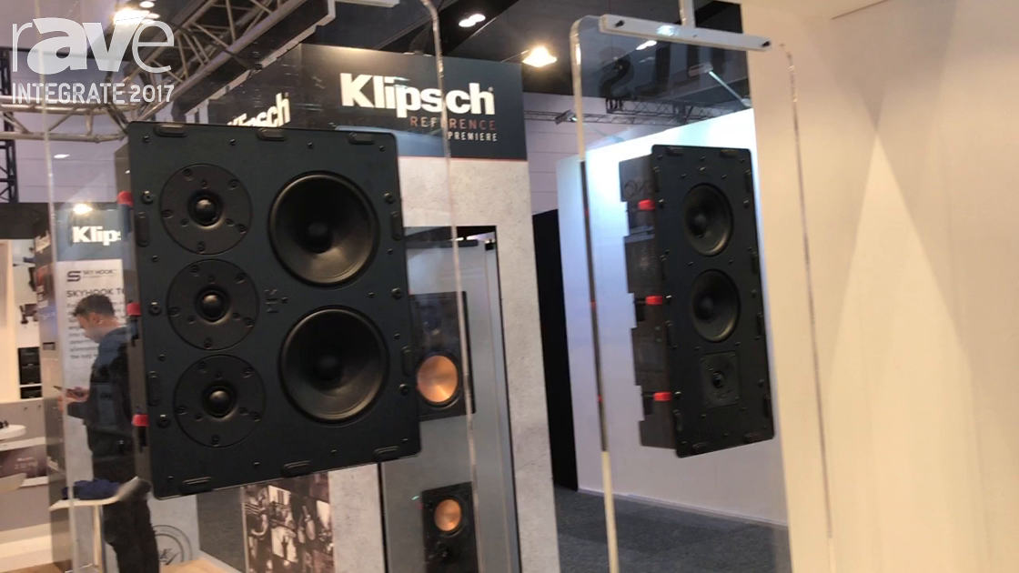 Integrate 2017: M&K Sound Features S300, IW150, IW950, IW95 In-Wall Speakers