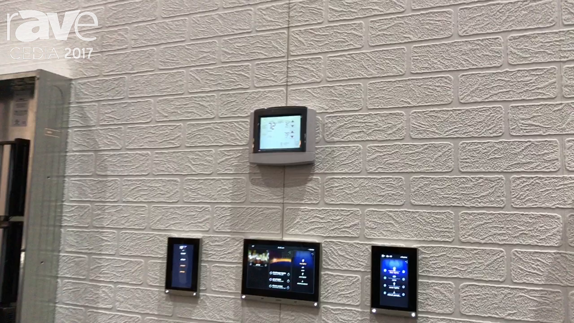 CEDIA 2017: Legrand Highlights the Vantage Keypad Station