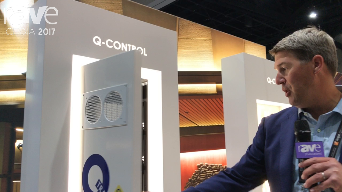 CEDIA 2017: Q-Tran Shows Off the Q-Control Customizable and Configurable Control Enclosure