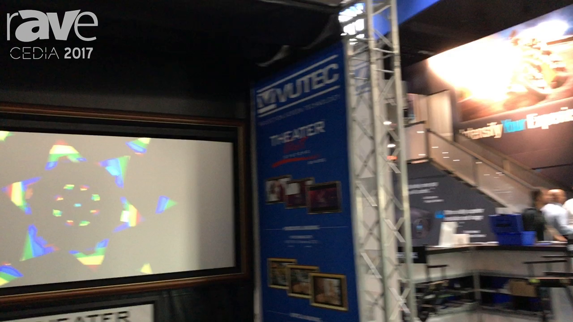 CEDIA 2017: Vutec Shows Theater Art Masking System With Silverstar