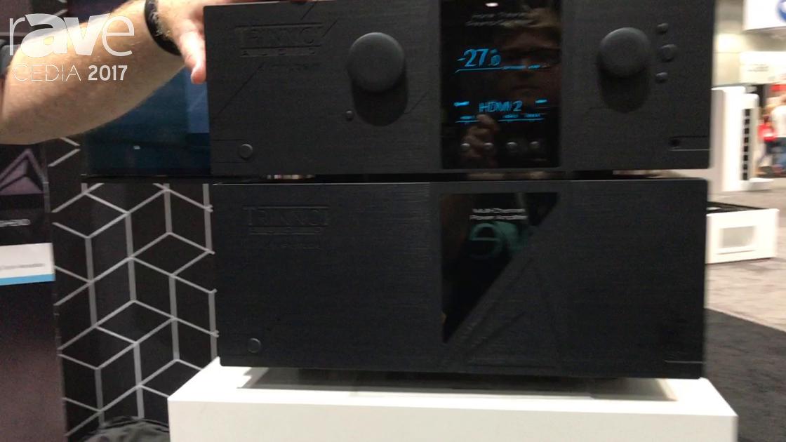 CEDIA 2017: Trinnov Audio Shows Lower Cost Alternatives Altitude 16 Surround Processor and Amplitude