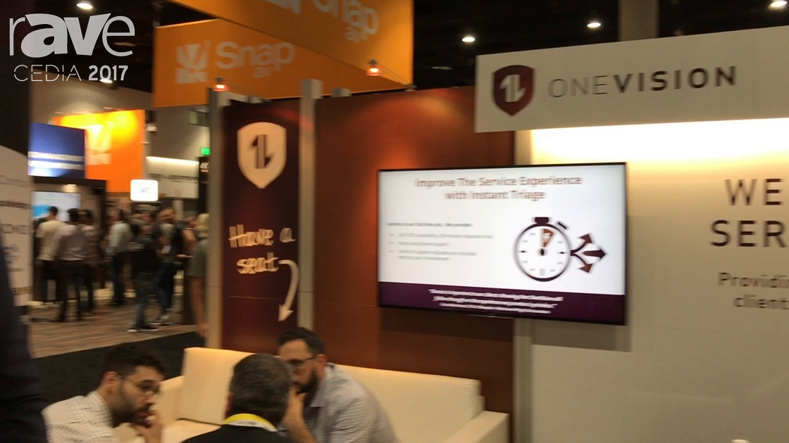 CEDIA 2017: OneVision Resources Talks About OneVision-as-a-Service Platform