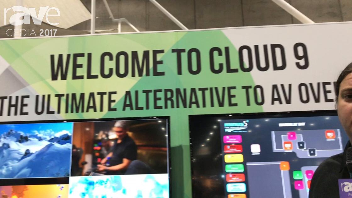 CEDIA 2017: AVProStore Showcases the AVProConnect Cloud 9 Matrix Alternative to AV Over IP