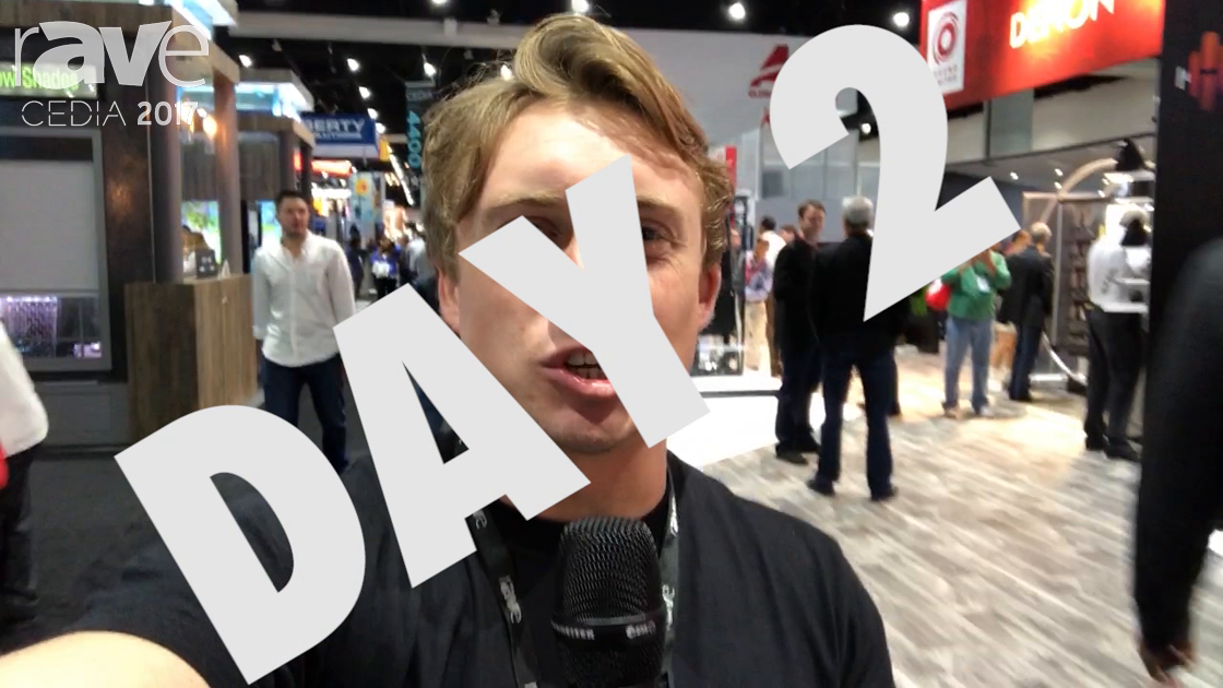 CEDIA 2017: Riley Reid's CEDIA VLOG Day Two