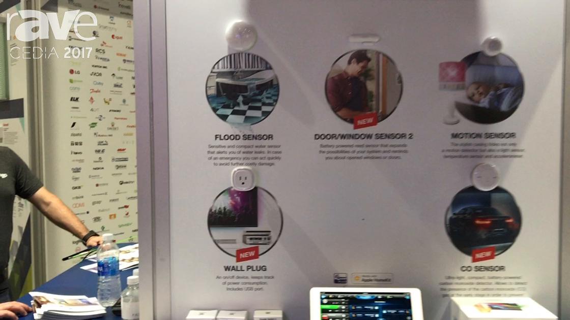 CEDIA 2017: Fibaro Releases Wall Plug
