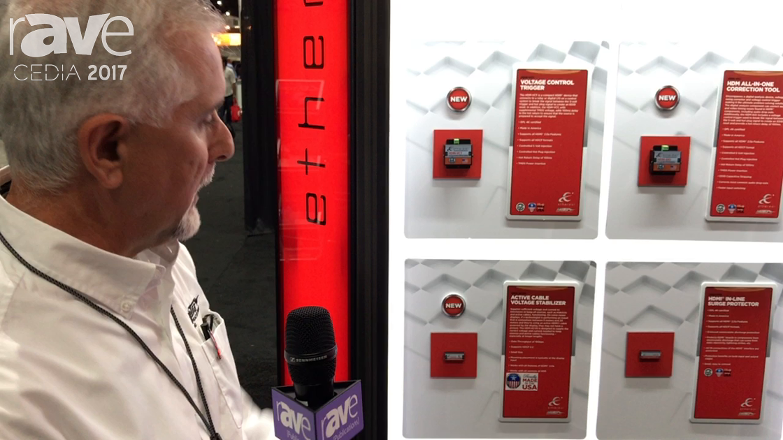 CEDIA 2017: Metra Home Theater Group Exhibits HDM-JRPLUS HDMI EDID Regenerator